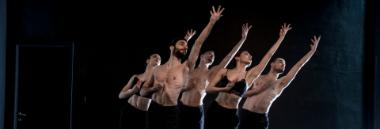 """Rassegna e premio """"Prospettiva danza-teatro 2020"""" 380 ant"""
