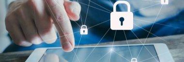 Spid - Sistema pubblico identità digitale online lucchetto certificato 380 ant fotolia 20230581671