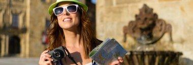 Turismo tax 380 ant turista città visita
