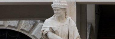 Cerimonia statua Vecchia Padova 380 ant