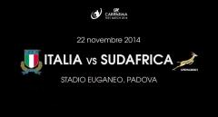 Video rugby Italia Sudafrica 240
