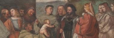 """Incontri di storia dell'arte """"Le vite di Tiziano"""" 380 ant"""