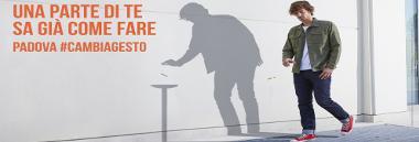 """Campagna """"Padova #cambiagesto"""" 380 ant"""