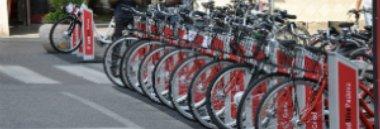 bike sharing Goodbike Padova bici 380 ant