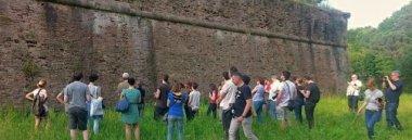Tour a tappe delle mura padovane