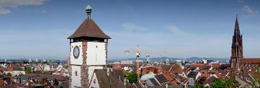 Friburgo Germania gemellaggi 380 ant