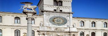 Visite guidate alla Torre e all'Orologio astrario di piazza dei Signori 380 ant