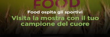 Food ospita gli sportivi
