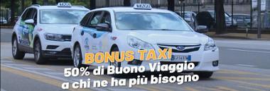 Taxi Buoni viaggio 380 ant